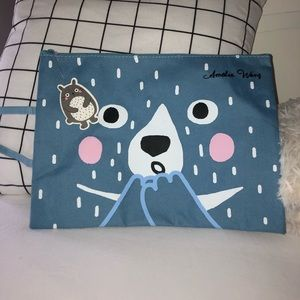 Urban Outfitters Totoro Canvas Pouch